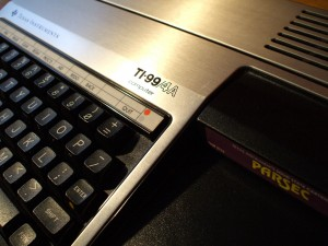 Texas Instruments TI-99/4A